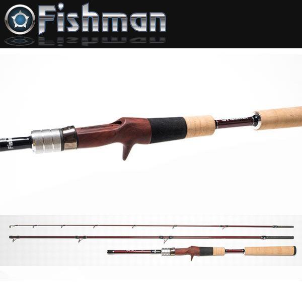 【全商品ポイント10倍!9/21 20:00〜9/26 1:59迄】Fishman Beams LOWER(ビームス ローワー) 7.3L【3ピースベイトロッド】