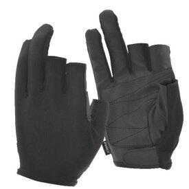 【メール便可】おたふく手袋 フーバーシンセティックレザーグローブ FB-62