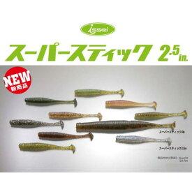 【メール便可】一誠[issei] スーパースティック 2.5インチ