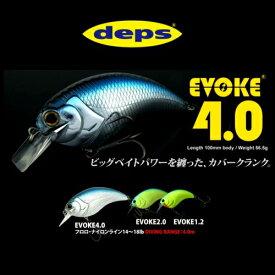 【お1人様1色につき1個限り】deps イヴォーク4.0