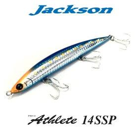 【メール便可】ジャクソン アスリート14SSP