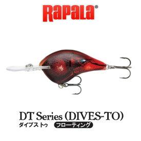 【メール便可】ラパラ DT10 6cm/17g