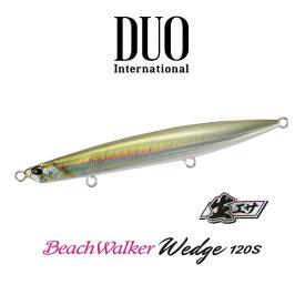 【メール便可】DUO Beach Walker(ビーチウォーカー) ウェッジ 120S【限定生エサカラー】