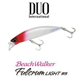 【メール便可】DUO【堀田光哉×Beach Walker】ビーチウォーカー ファルクラムライト95