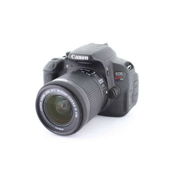 CANON EOS KISS X7I18−55IS STM【中古】