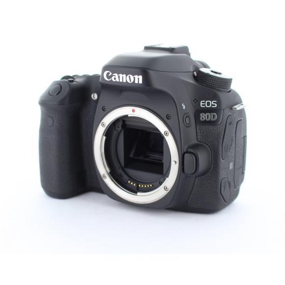 CANON EOS80D【中古】