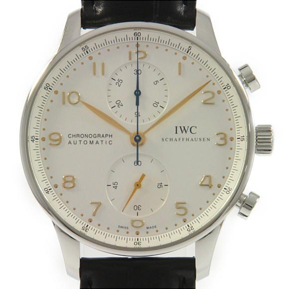 IWC IW371445 ポルトギーゼクロノ 自動巻【中古】