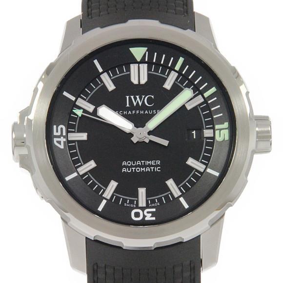 IWC IW329001 アクアタイマー 自動巻【中古】