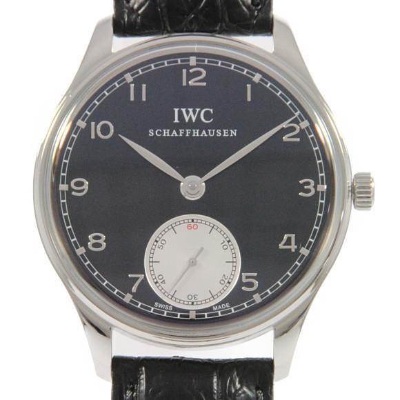 IWC IW545404 ポルトギーゼハンドワインド 手巻【中古】