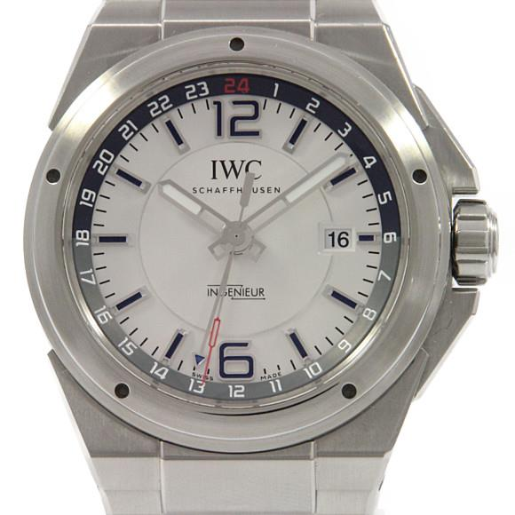 IWC IW324404 インヂュニアデュアルタイム 自動巻【中古】