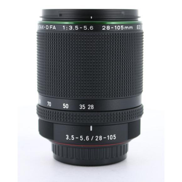 PENTAX HD D FA28−105mm F3.5−5.6ED【中古】