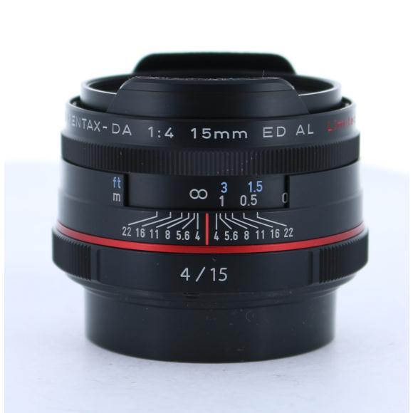 PENTAX HD DA15mm F4ED【中古】