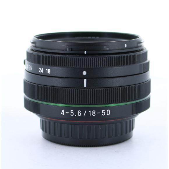 PENTAX HD DA18−50mm F4−5.6DC WR RE【中古】