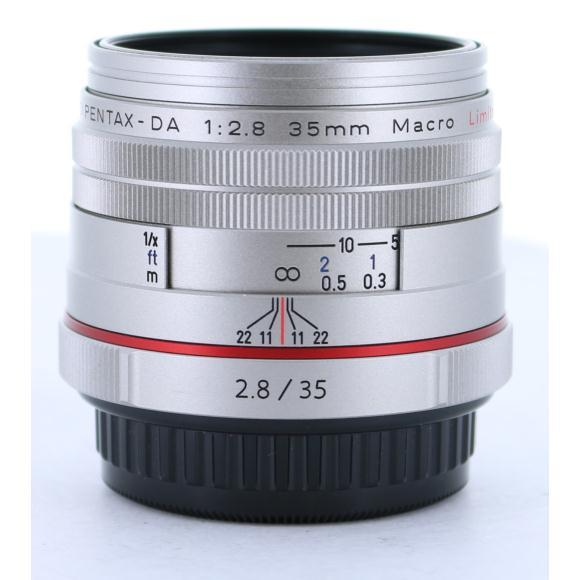 PENTAX HD DA35mm F2.8 MACRO【中古】