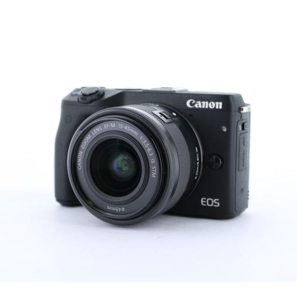 CANON EOS M3 15−45STMキット【中古】