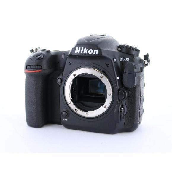 NIKON D500【中古】