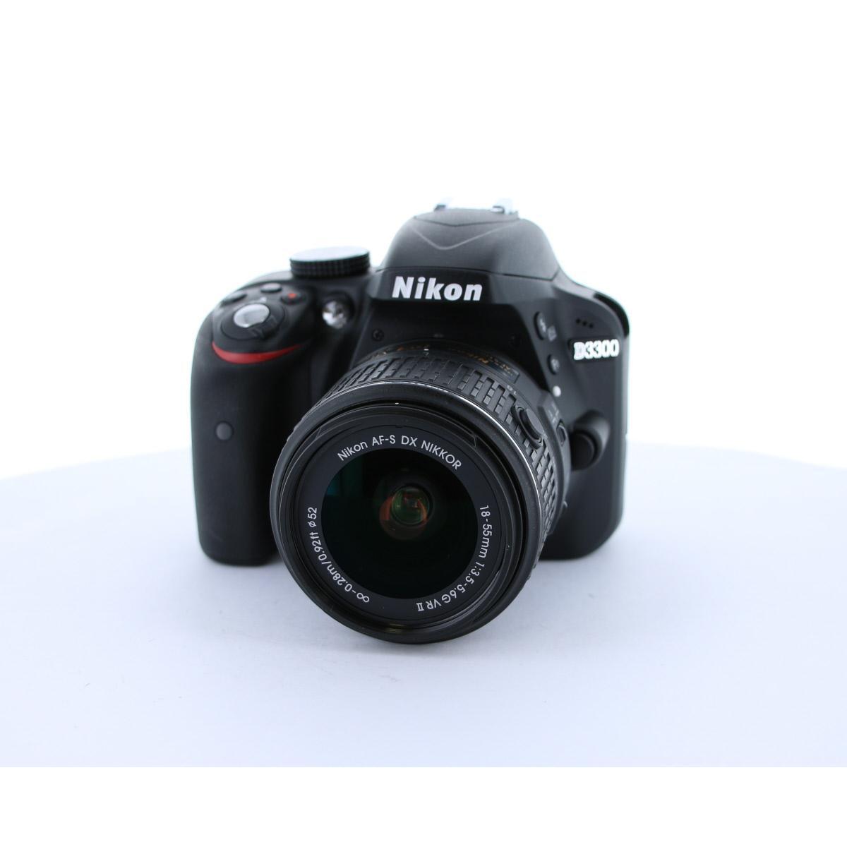 NIKON D3300 18−55VRIIKIT【中古】