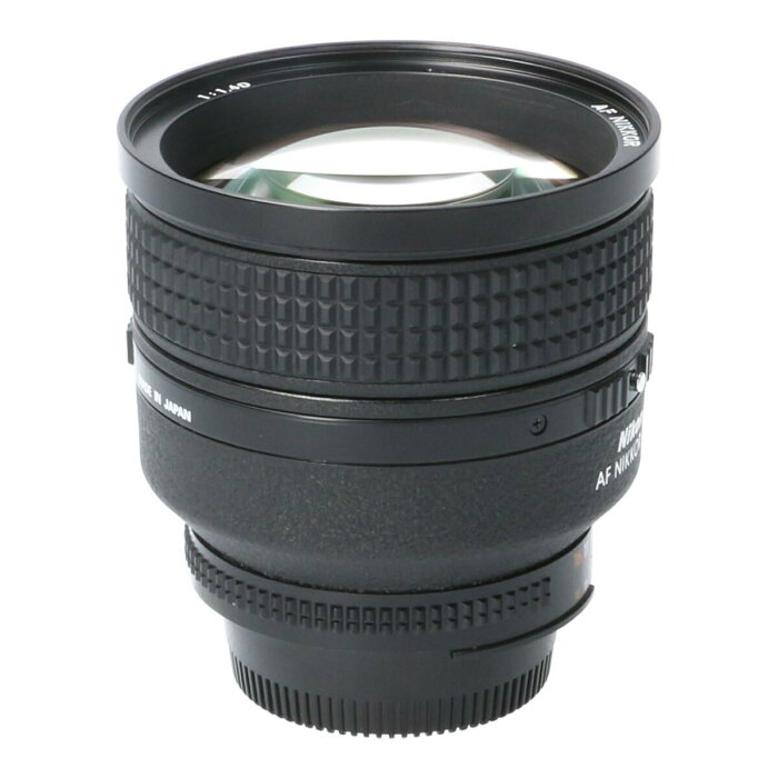 NIKONAF85mmF1.4D【中古】