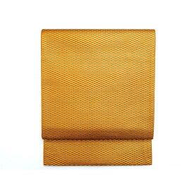 【未使用品】袋帯 黄櫨染【中古】