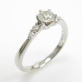 ヴァンドーム ダイヤモンドリング 0.264ct・G・VS1・EXT【中古】