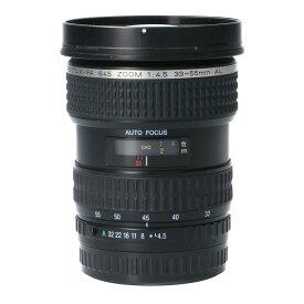 PENTAX FA645 33−55mm F4.5AL【中古】