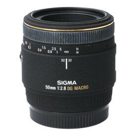 SIGMA α50mm F2.8EX DG MACRO【中古】