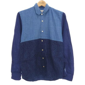 OUR LEGACY シャツ【中古】
