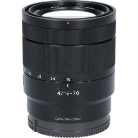 SONY E16−70mm F4ZA OSS(SEL1670Z)【中古】
