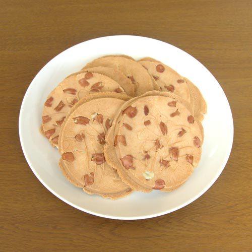 南部せんべい(厚焼き) ピーナッツ 6枚【小麦粉】【豆】【まめ】【クッキー】