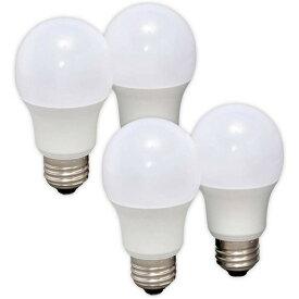 【4個セット】LED電球 E26 広配光 60形相当 LDA7N-G-6T6-E2P LDA7L-G-6T6-E2P 昼白色 電球色 LEDライト 広配光 光 明かり 電気 照明 ライト ランプ ECO 節電 節約 LED 長寿命 密閉形器具対応 長寿命 26口金