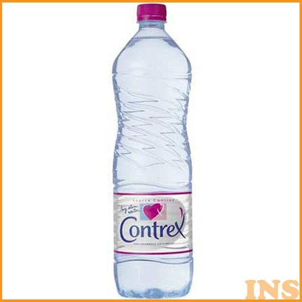 コントレックス 【Contrex】(1500ml×12本入り)(飲料水お水 ドリンク1.5L×十二本入りフランス海外名水 硬水)【D】【RCP】