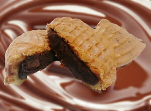 たい焼き【米粉のたい焼き】「チョコレートクリームあん」 米粉たい焼き (1個のみ)【薄皮 鯛焼き たい焼き タイヤキ たいやき 和菓子 子供のおやつ 米粉 軽食 冷凍 スイーツ 小分け 個包装