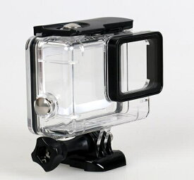 Gopro Hero7 black Hero6 Hero5 ハウジングケース 防水 ケース 45mまで 水中撮影用 ゴープロ gopro hero カメラ アクセサリー ハウジング 防水ケース ダイビング 防塵 保護ハウジング アクションカメラ 防水ハウジングケース カメラ防水ケース