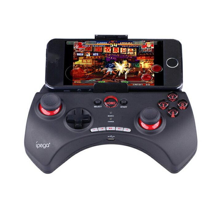 IPEGA P-9025 ブルートゥース(bluetooth)ゲームコントローラー ゲームパッド Android/Windows PC/ MacOSX端末対応 スマホ/タブレット 荒野行動 PUBG