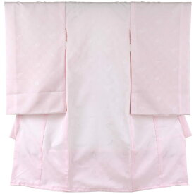 【送料無料】 長襦袢 女の子 ピンク 日本製 お宮参り着物用長襦袢 子供襦袢 産着 ONJ-002G