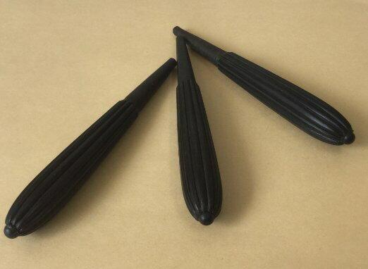 カラクイ 3本セット 黒木 カンプ(8)三線 オプション:紙やすり 糸穴あけ 有