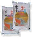 福島県産 玄米 石抜き処理済 チヨニシキ 10kg(5kg×2袋) 平成28年産