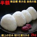 米 新米 【送料無料】 金色の風 2kg 白米 玄米 分づき米も可 令和元年産 岩手県産 新品種 発送日当日精米 12個まで