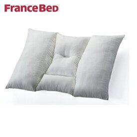 フランスベッド らくらくぴったピロー 50×70cm