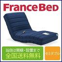 フランスベッド 電動リクライニングマットレス RP-2000 BAE セミダブルサイズ 122cm×195cm