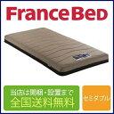 フランスベッド RH-BAE-RX セミダブルマットレス 122cm×195cm×17cm(電動ベッド専用マットレス)