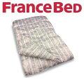 フランスベッドASエリームシングルサイズ羽毛布団150cm×210cm