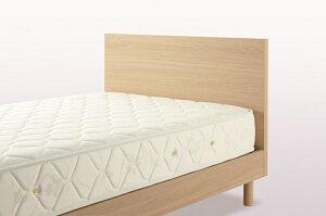 日本ベッド カラーノ ベッドフレーム ダブルサイズ (マットレス別売)| ベッド フレーム 脚付き 日本製 国産 おしゃれ 送料無料 開梱設置無料 組み立て CARRANO ウォルナット お掃除ロボット対応  ダブル
