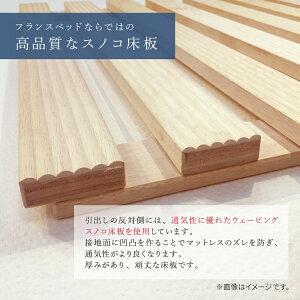 ダブルフレーム(マットレス別売)