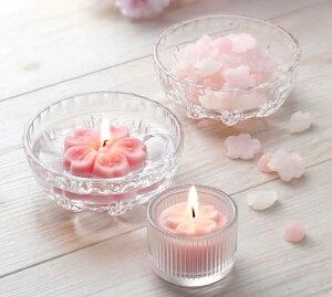 ペガサスキャンドル 浮ローソク さくらの花めぐり ろうそく 蝋燭 贈り物 贈答用 ギフト プレゼント