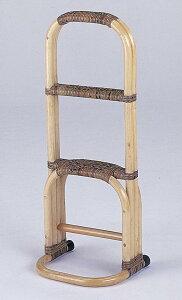 介護用品 ベッド関連用品 手すり・ベッドサイドレール 籐 ステッキ Y30膝・腰への負担を軽減!立ち上がりの辛さを解消!籐製ステッキ三段階高さ調節可能籐家具ラタンシルバー用品籐製杖