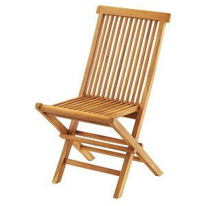 フォールディングチェア JTI-330 アウトドア 椅子・テーブル・レジャーシート 椅子・テーブルセットJTI-330 折りたたみ 天然木