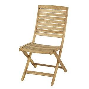 アウトドア 椅子・テーブル・レジャーシート 椅子・テーブルセット ニノ 折りたたみチェアNX-801 チェア 折りたたみ 天然木 アカシア