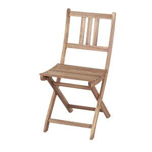 アウトドア 椅子・テーブル・レジャーシート 椅子・テーブルセット バイロン 折りたたみチェア 1人掛NX-901 折りたたみ アカシア 山 海 ベランダ