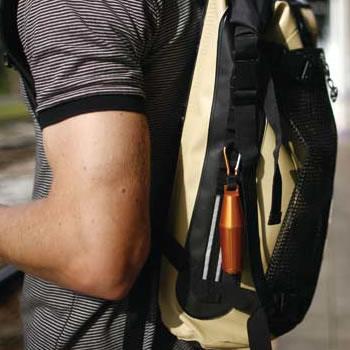 [StreamTrail]モバイルアッシュトレイ(携帯灰皿)(カラビナ付) TROPIDE M [即納]ストリームトレイル